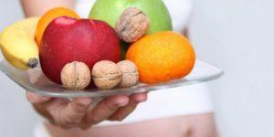 gebelikte şekerden korunma